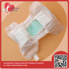 Sleepy disposable Grade A super absorbent cotton baby diaper manufacturer in china