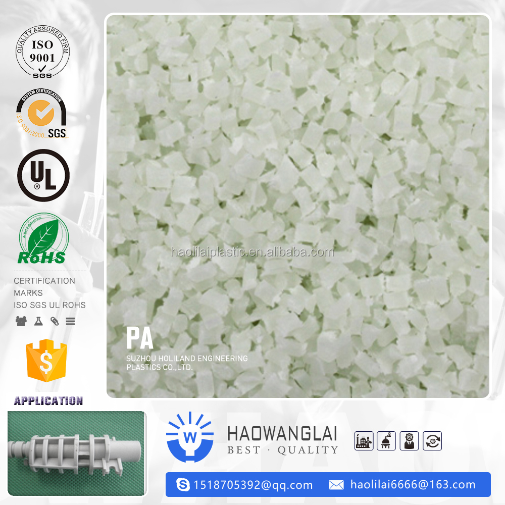 manufacturers natural glass fiber reinforced GF30 polyamide resin