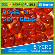 Experienced Professional Factory Skin Care Products Rose Oil Tablet