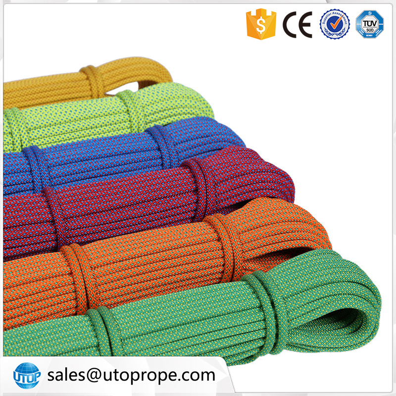 6 mm Braided Polyester Rope Properties for Outdoor