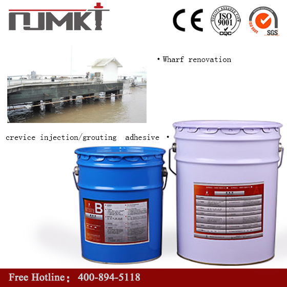 NJMKT high quality Crack filling adhesive using of Concrete crack