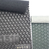 PVB Leather Coated Polyester Nylon Fabric