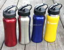 Water Bottles Drinkware Type and Stocked,Eco-Friendly Feature stainless stell sports water bottle