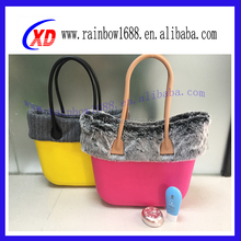 china wholsale hot sell EVA women's bag/EVA women handbag brand