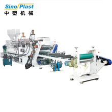 SINOPLAST Promotion PS Plastic Foam Sheet Extruder Extruders Machine For Sale