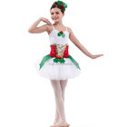 Hot sell pink stage latin and ballet costumes -girls' dance costumes-practice skirt-children and adults