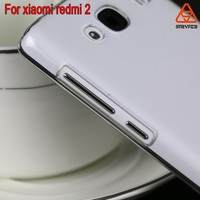 China suppliers new product clear cell phone case For xiaomi redmi 2