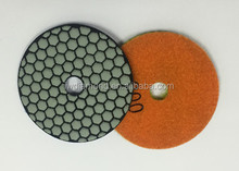 Diamond Sponge Polishing Pad and Polishing Pad Buffing Stones Granite