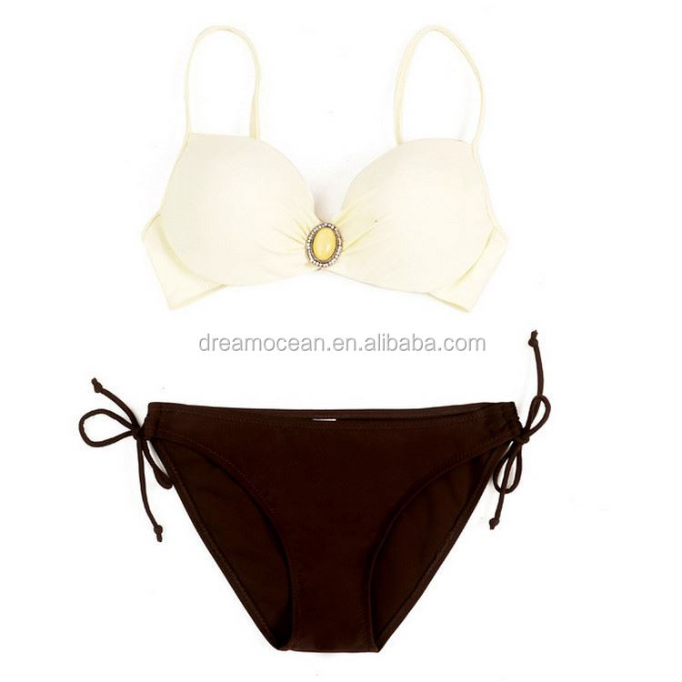 Best selling OEM quality attractive bikini customer competition from manufacturer