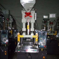 Vertical plastic injection molding machine with CE Ceruficate
