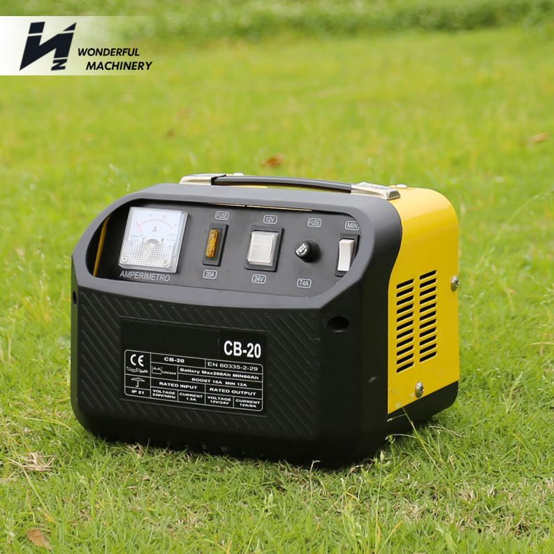 Factory cheap price popular design marine battery charger