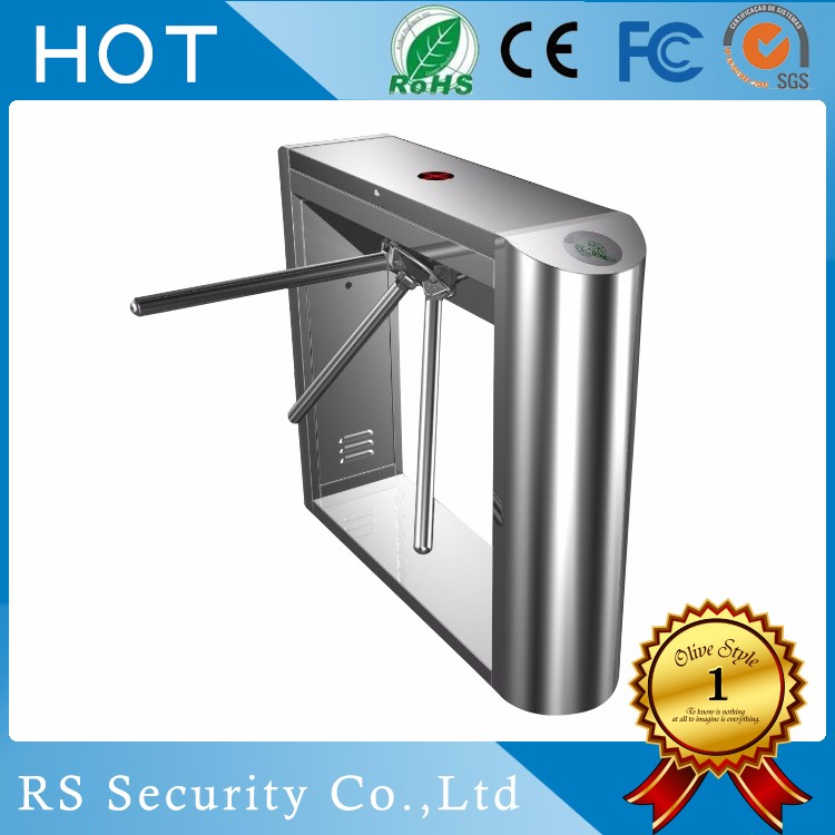 RFID System Access Control Bridge Tripod Turnstiles Parts