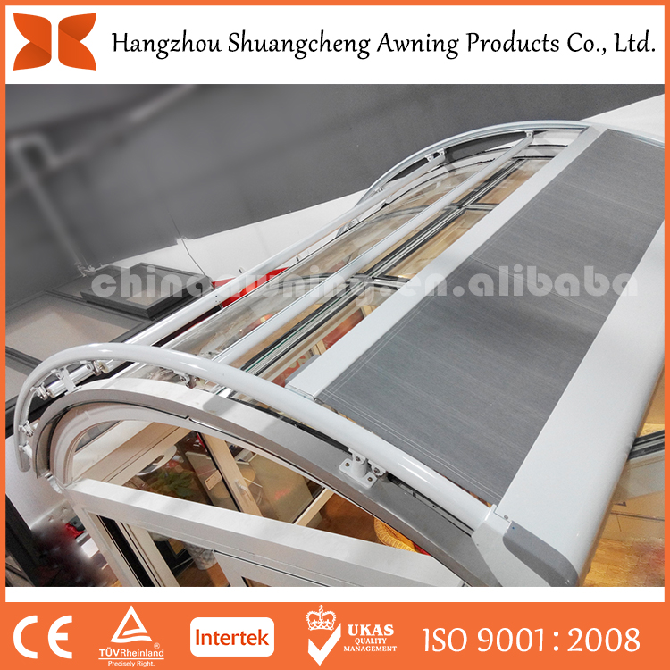 Design And Manufacture bendable sliding folding roof