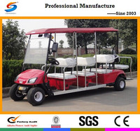 EC013B beautiful golf cart and gas powered golf cart