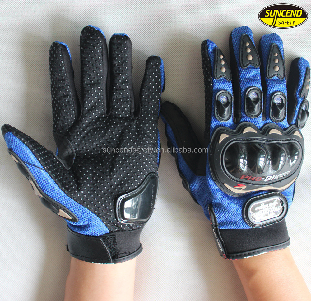 Waterproof sports men's fox dirtpaw racing motorcycle gloves factory