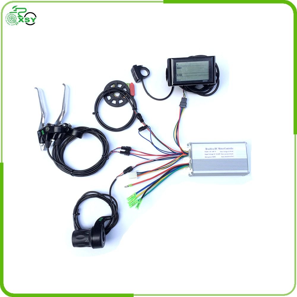 Professional 1000W Ebike Controller With Good Service