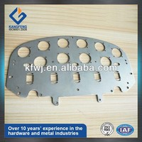 Sheet Metal Stamping Dies In Fabrication
