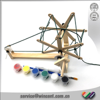 DIY Your Spinning Wheel Educational Science Kit