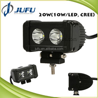 Guangzhou manufactured 20W single row wholesale LED offroad work light bar