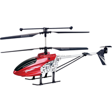 3CH RC Alloy Helicopter with gyro - two speeds and light control, basic helicopter