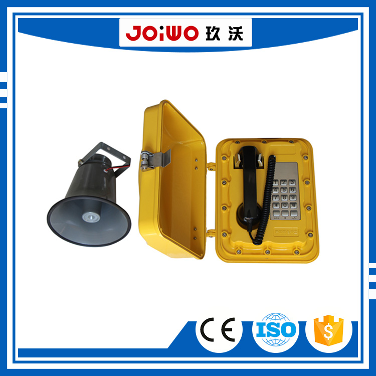 Hot selling public phone for sale hand-free emergency call telephone waterproof emergency shockproof phone