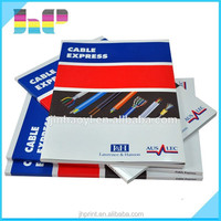 High quality softcover books printing with perfect binding