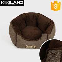 Strong Resistance to Bite and Wash Dog Bed with High Quality Memory Foam