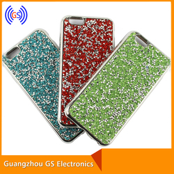 Bling Case Cover For Samsung Galaxy J7 Glitter Electroplating TPU Case