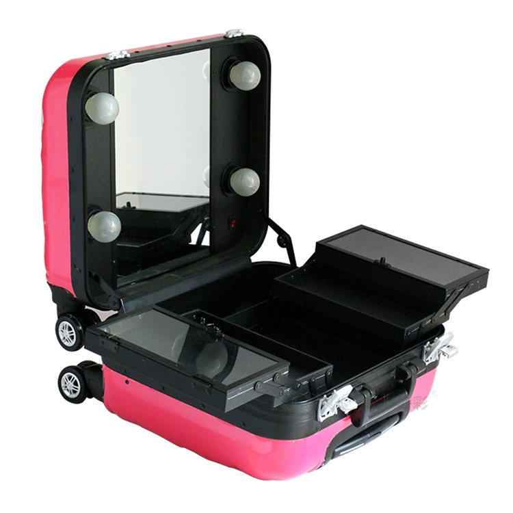Factory Direct Sales Profession Cheap Personalized Tool Case Trolley Supermarket Supplier