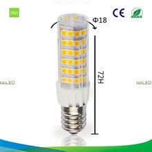 Cheap top sell high hat e14 led bulb
