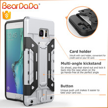 Popular Style Card Holder for samsung galaxy note 7 cell phone case