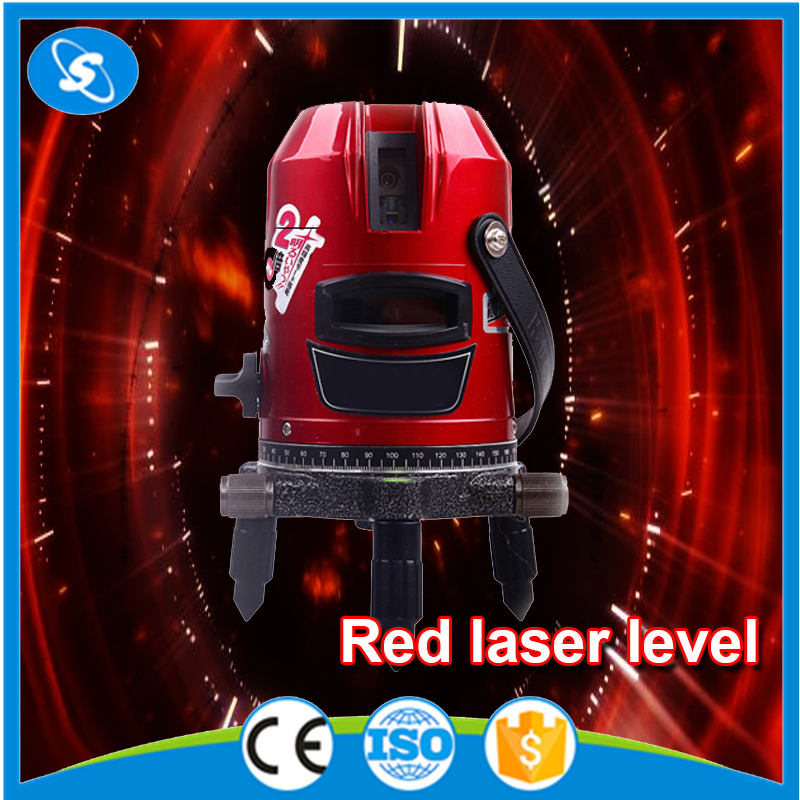 8lines indoor outdoor 3D multi lines laser level for floor laser line
