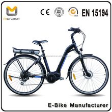 SS9 Mopeds Prices In China In Big Promotion LCD screen Green Power Electric Bike Classic 5 Bafang 8fun Motor The Electro-bicycle