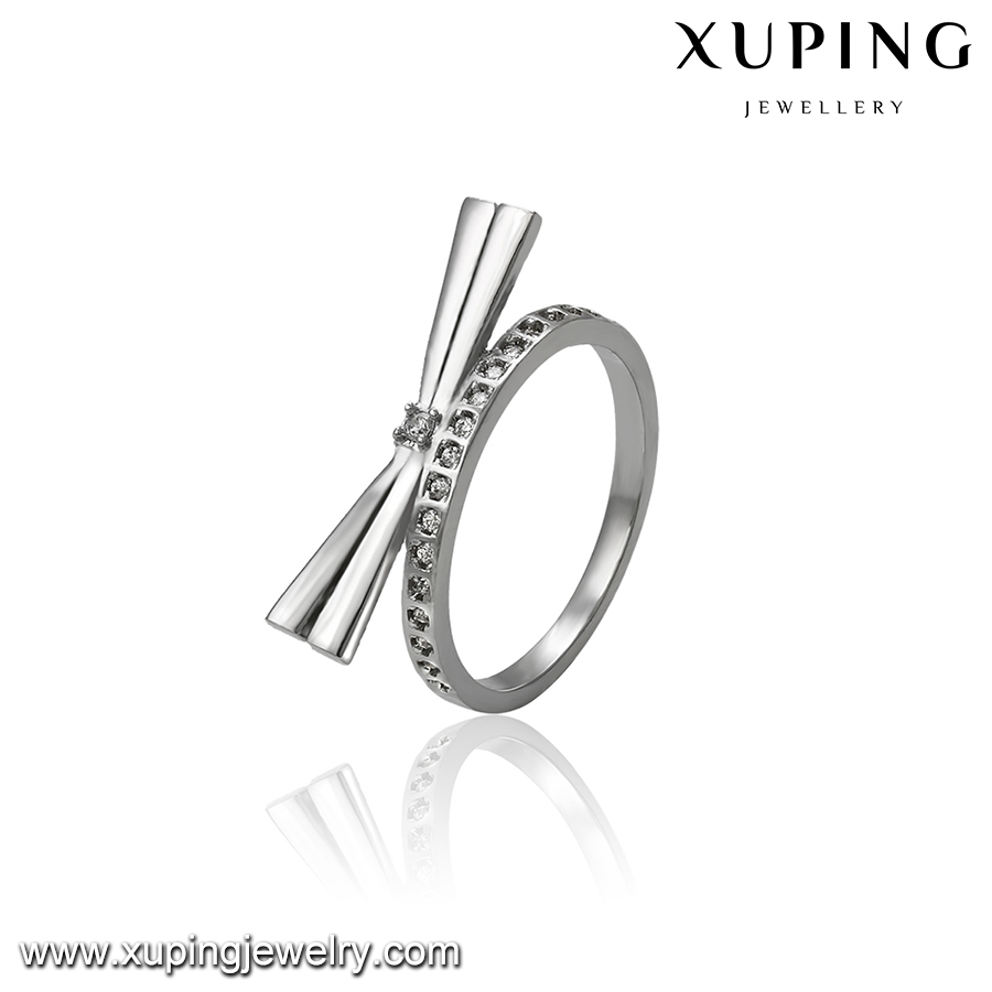 14314-fashion accessory jewelry fashion letter engagement lovely ring