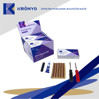 KRONYO auto car tubeless tire repair kit a13