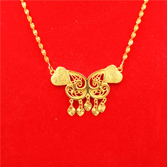 Made in China wholesale cheap ladies necklace, hot sale fashion jewelry Personalized Necklace