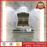 40x80cm white nature marble wall design ceramic tiles
