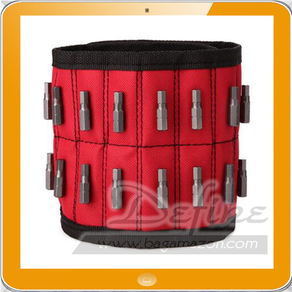 Strong Magnetic Wristband for Holding Tools Screws Nails Drill Bits