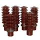 Outdoor electrical Post Porcelain high voltage Insulator