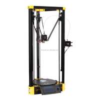 Delta 3D Kossel Linear Printer Metal