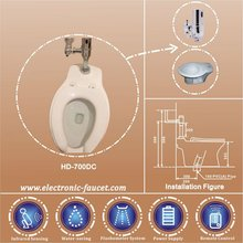 HDSafe HD700 Factory Supply Toilet Power Flush