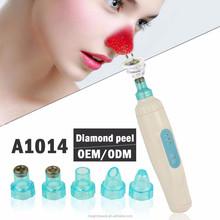 A1014 Wholesale Mini Diamond Microdermabrasion / Diamond Hydra For Sale
