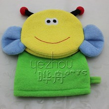 Baby toys for animal shape plush baby bath toys