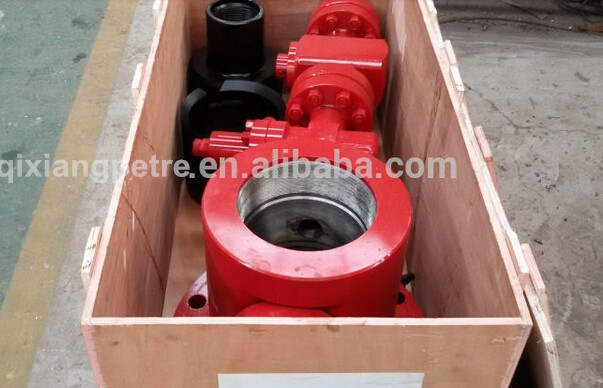 API 6Awell head equipment Casing Head /casing spool /slip casing hanger for oil and gas