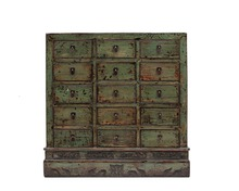 Chinese antique unique medicine cabinet