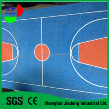 Excellent Quality outdoor portable basketball court sports flooring with competitive price