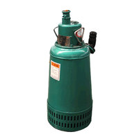 Electric submersible pump for small sewage treatment plants