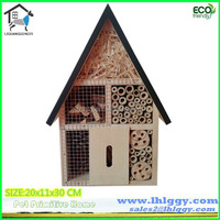 Colorful butterfly hotel / natural honey bee house for sale
