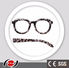 JZ1027 High intensity eco-friendly durable glasses frames acetate meterial