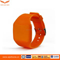 Popular Simple Sport Watch Band with Silicone Material